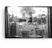 Iced Cube Frige Canvas Print