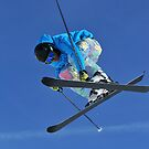 ski jumper by neil harrison