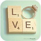 Scrabble Love. by WendyAlana