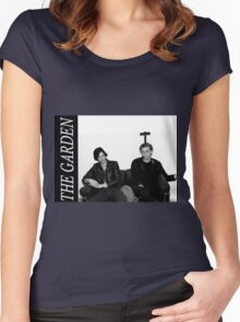 The Garden Haha Women's Fitted Scoop T-Shirt