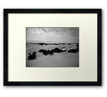 Western Australian Coastline 1 Framed Print