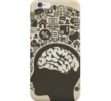 Business a head2 iPhone Case/Skin