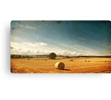 Rural Nature Countryside Scenic Landscape Ireland Canvas Print