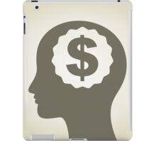 Business a head3 iPad Case/Skin
