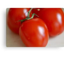 Tomatoes... Canvas Print