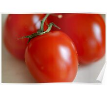 Tomatoes... Poster