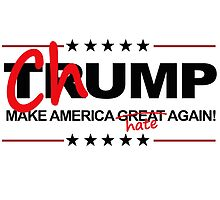 Chump for President by shirtual