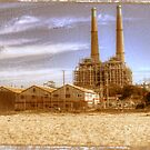 Moss Landing Power Plant by Blake Rudis