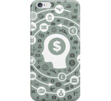 Business a head4 iPhone Case/Skin