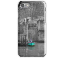Beneath the old town iPhone Case/Skin