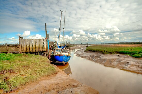 Skippool Creek Berth - HDR by John Hare