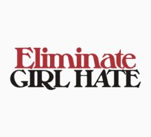 Eliminate girl hate One Piece - Long Sleeve