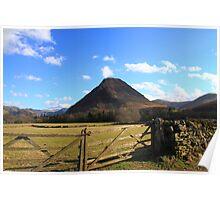 Melbreak- Lake District Poster