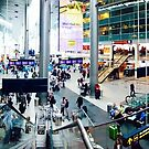 Copenhagen Airport, DENMARK by Bruno Beach