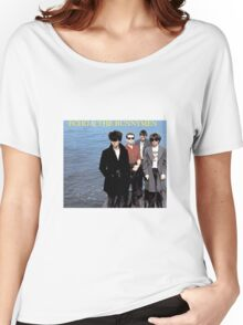 Echo & The Bunnymen Women's Relaxed Fit T-Shirt
