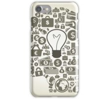Business a head6 iPhone Case/Skin