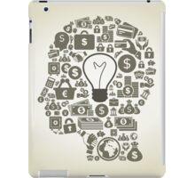 Business a head6 iPad Case/Skin