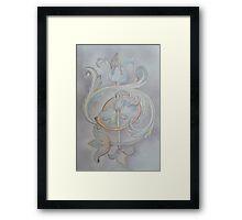 Soporific Nouveau Framed Print