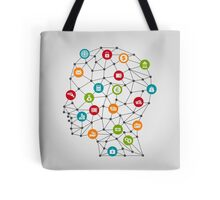 Business a head7 Tote Bag