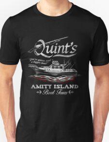 Quint's Boat Tours T-Shirt
