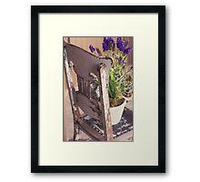 Shabby Chic-ness. Framed Print