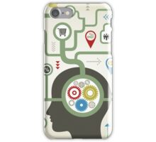 Business a head8 iPhone Case/Skin