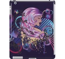 Music Girl 3 iPad Case/Skin