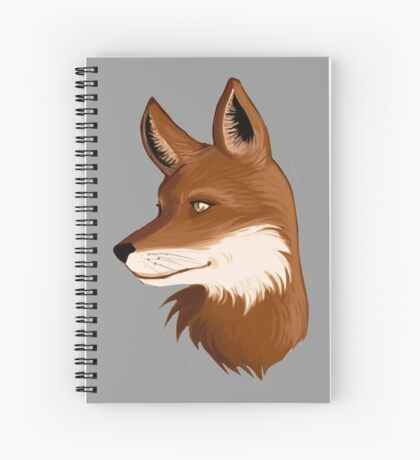 Sly Fox Spiral Notebook