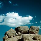 A School of Rocks by hologram