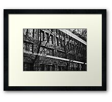 LONDON TRIP 35MM PT8 Framed Print