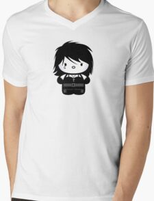Chibi-Fi Death of the Endless Mens V-Neck T-Shirt