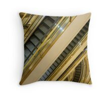 Moving with Style Throw Pillow