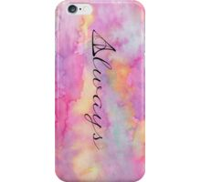 Harry Potter Always Phone Case iPhone Case/Skin