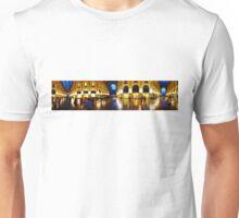 360° Galleria Vittorio Emanuele shopping Center - Milan, Italy Unisex T-Shirt