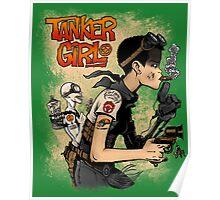 Tanker Girl Poster