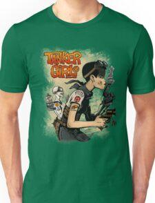 Tanker Girl Unisex T-Shirt