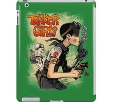 Tanker Girl iPad Case/Skin