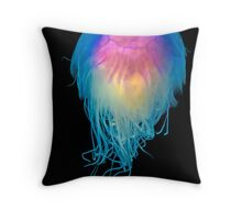 From another world..... Throw Pillow