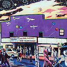 'All Come out to Play on a Friday Night (in NoDa)' by Jerry Kirk