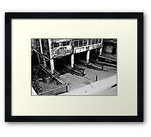 LONDON TRIP 35MM PT9 Framed Print