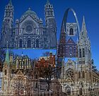St. Louis Missouri Churches  by barnsis