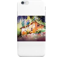 Red House R iPhone Case/Skin