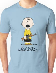 Charlie Make my day Revolution Unisex T-Shirt