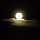 Sitting On A Cloud - 'Super Moon' by Chris Goodwin