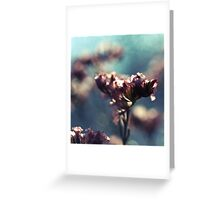 the whispers of spring Greeting Card