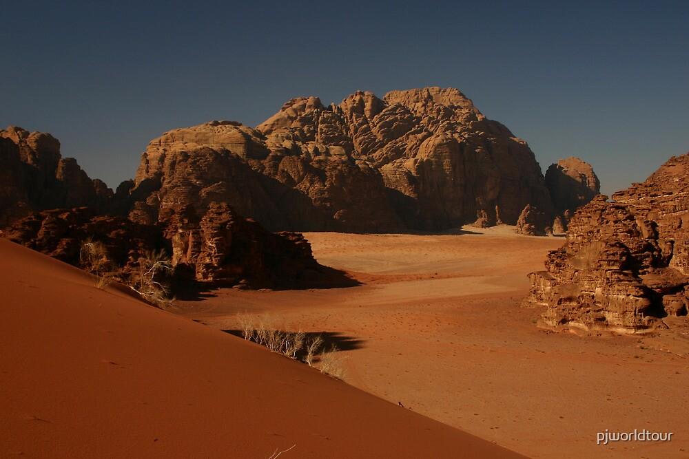 Wadi-Rum by pjworldtour