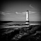 Perch Rock Lighthouse by Steve Ashton