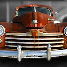 Rusty Ford 4 by Michael  Herrfurth
