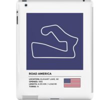 Road America - v2 iPad Case/Skin