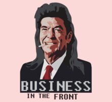 Business in the Front Kids Clothes